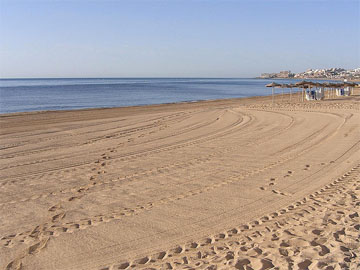 Torrevieja >> Playa de La Mata - Torrevieja