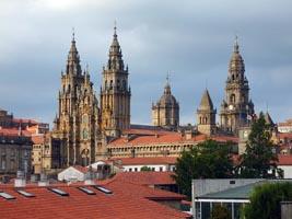 Santiago De Compostela Sehenswürdigkeiten