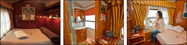 Tren Transcantabrico Clásico: Suites