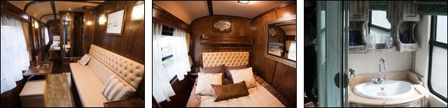 Tren Transcantabrico Gran Lujo: Suites