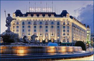 Hotels in größeren Städten